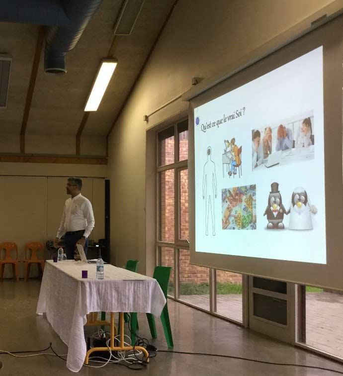 Conférences de Julien Delumeau, thérapeute à Annecy